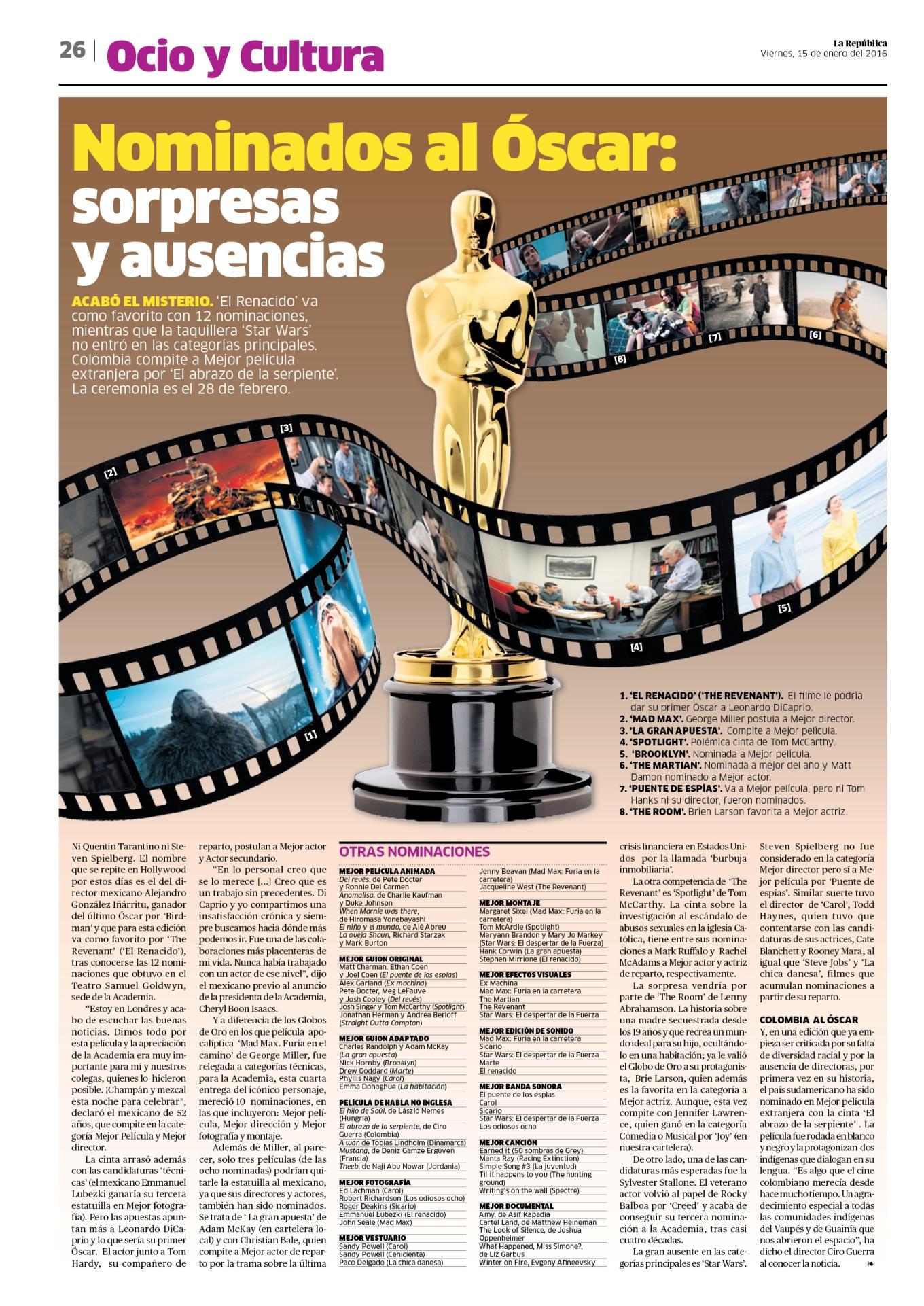 larepublica-ocio-fama-espectaculo-oscar-awards-joelnarvaez