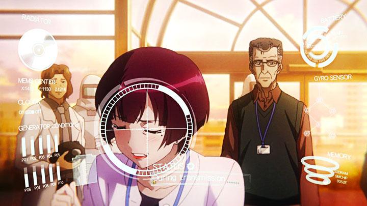 El equipo que desarroló a Yumemi se despide de ella en busca de refugio.
