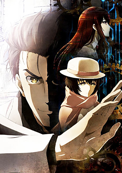 Imagen promocional de Steins;Gate 0.
