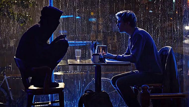 Death Note (Netflix) | Encuentro entre L y Light.