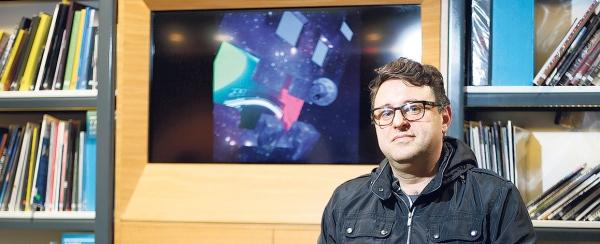 Rodrigo Pizá, ex director creativo de Locomotion