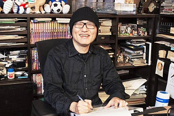 Gosho Aoyama, creador de Detective Conan