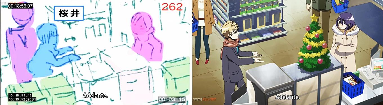 Recovery of an MMO Junkie   Versión animatic   Sakurai y Morioka