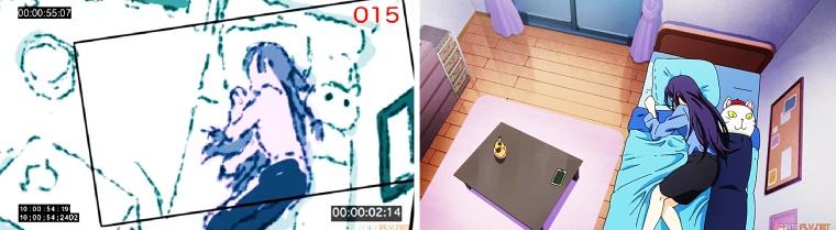 Recovery of an MMO Junkie | Versión animatic | Morioka Moriko 3