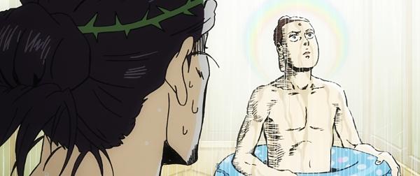 Saint Onii-san, película parodia de Jesús y Buda.