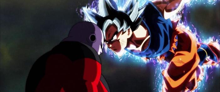Goku vs Jiren, capítulo 130 de Dragon Ball Super.