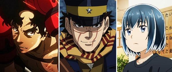 Recomendaciones anime, primavera 2018.