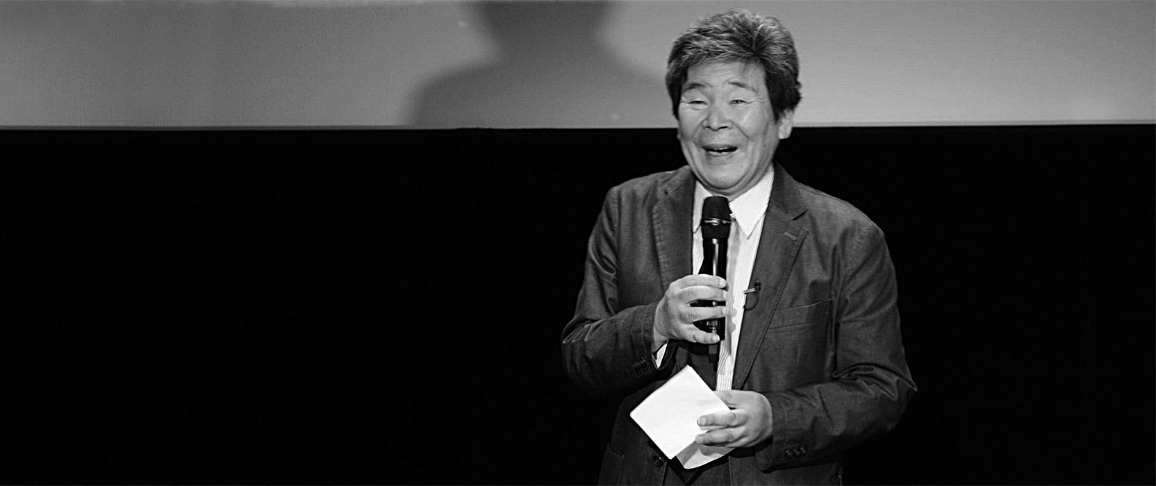 Isao Takahata, director y productor japonés fallecido a los 85 años.