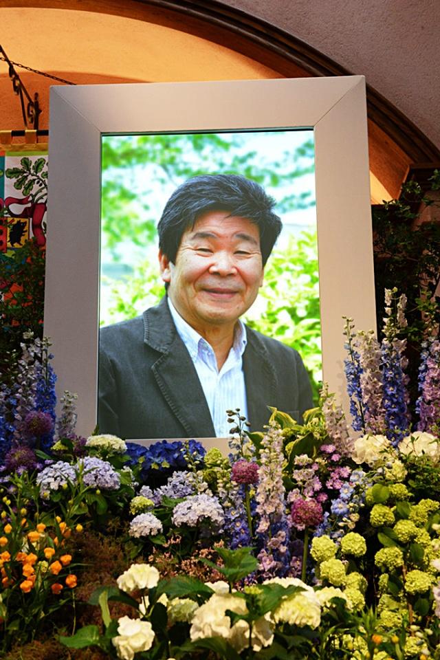 Isao Takahata falleció a los 85 años.