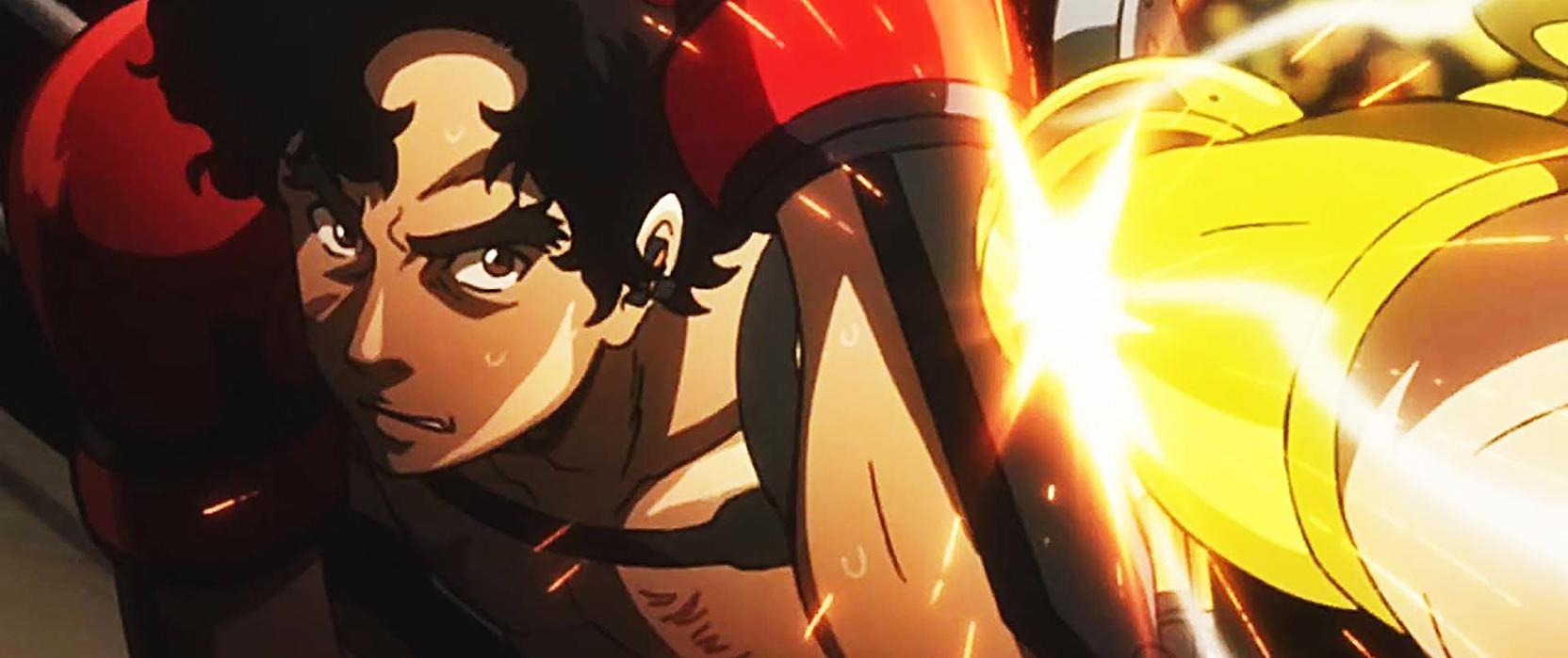 Megalo box, una joya del anime.