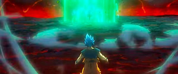Dragon Ball Super: Broly, trailer de la cinta.