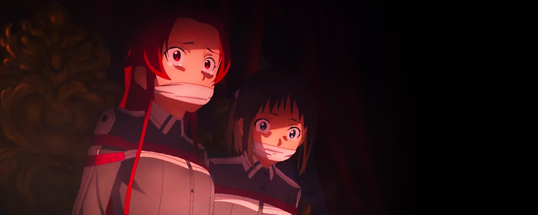 Sword Art Online: Alicization, episodio 10 con censura