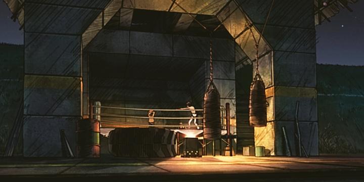 Cineplanet proyectará Megalo Box este 23 y 24 de febrero.