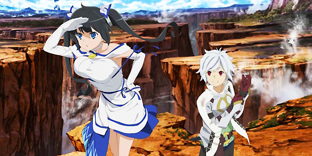 Anunciada segunda temporada de Is It Wrong to Try to Pick Up Girls in a Dungeon?..