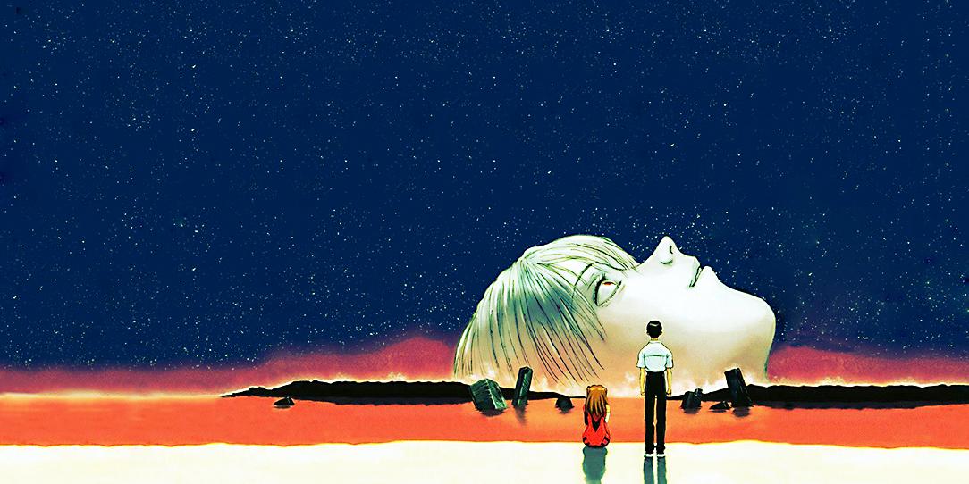 Neon Genesis Evangelion se suma a Netflix.